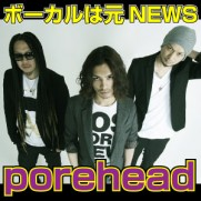 porehead