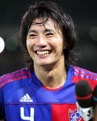 高橋秀人 笑顔