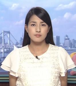 永島優美 フジテレビ