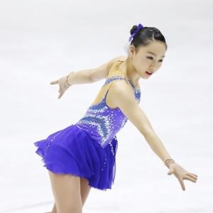 樋口新葉 フュギュア 全日本選手権