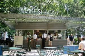 シェイクシャック ハンバーガー