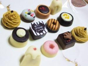 ゴンチャロフ チョコレート