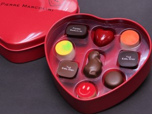 ピエール・マルコリーニ チョコレート