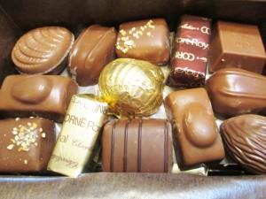 レオニダス チョコレート