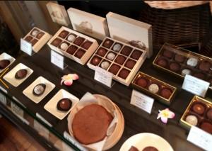京都 チョコレート ダリケー