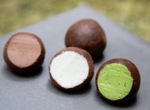 京都 牟尼庵 チョコレート