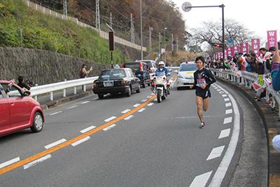 箱根駅伝 5区