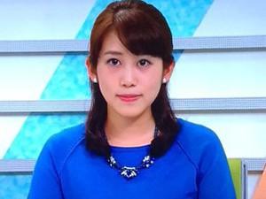 中川安奈 NHK アナ
