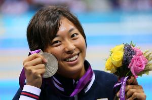 競泳 鈴木聡美