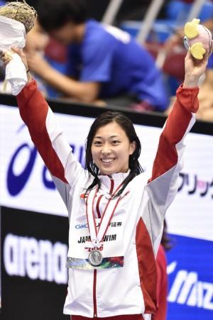 鈴木聡美 オリンピック