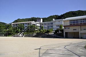 バッテリー(アニメ) 美作中学校