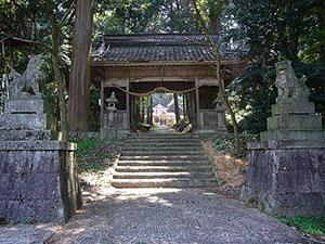 バッテリー(アニメ) 粟倉神社