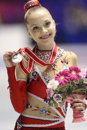 グランプリシリーズ2016ロシア大会 エレーナ・ラジオノワ