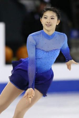 全日本フィギュア2016 永井優香