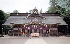 東京の初詣穴場スポット5選 大國魂神社