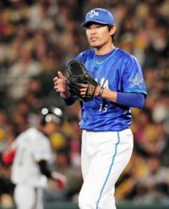 2017セリーグ開幕投手予想 井納翔一