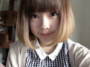 雫(ポルカ) 髪型①