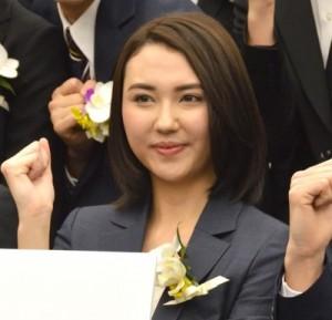 山形純菜(TBS)アナ
